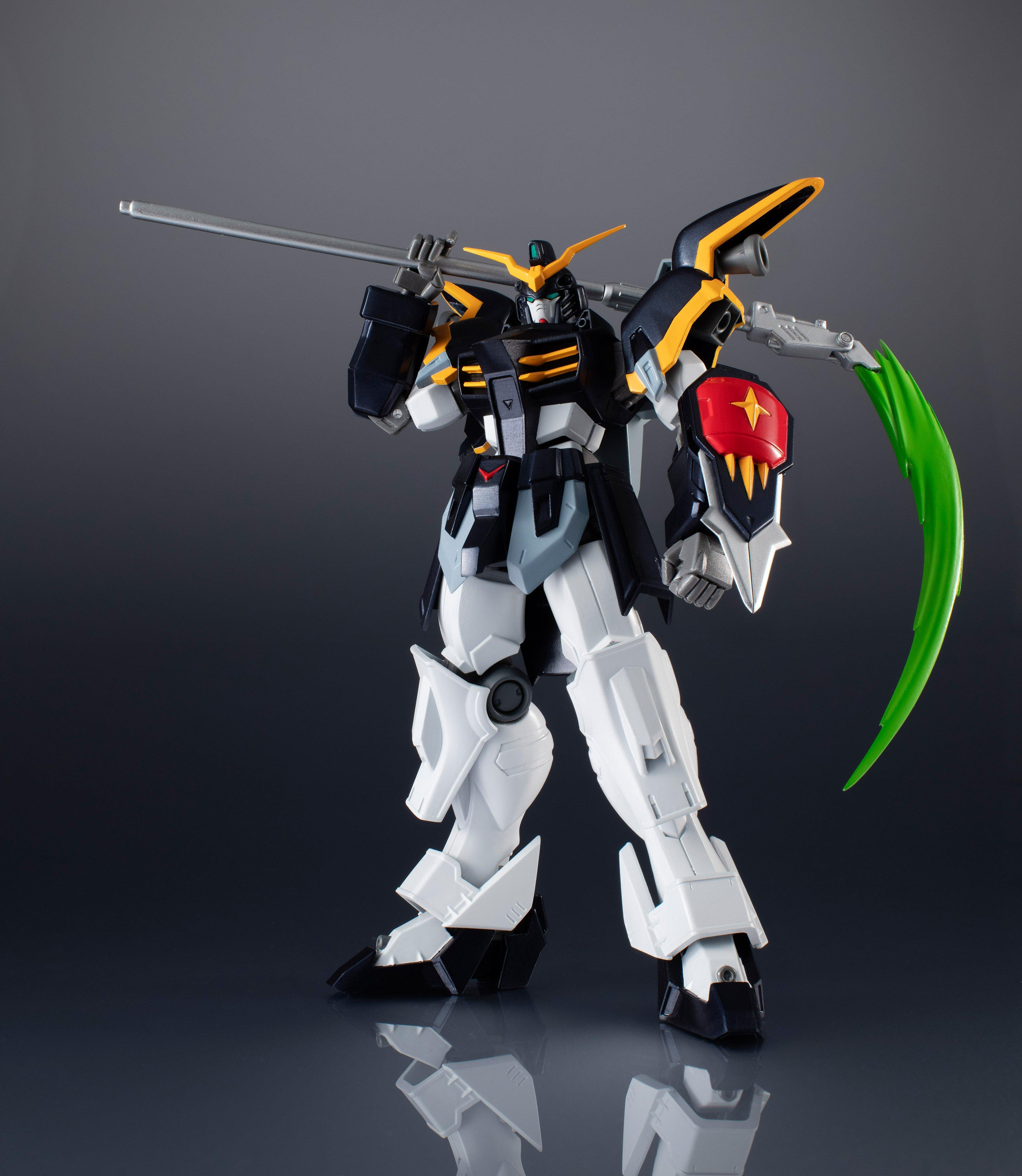 Bandai Mobile Suit Fighter Gundam Wing Deathscythe version 1 action figure MSIA