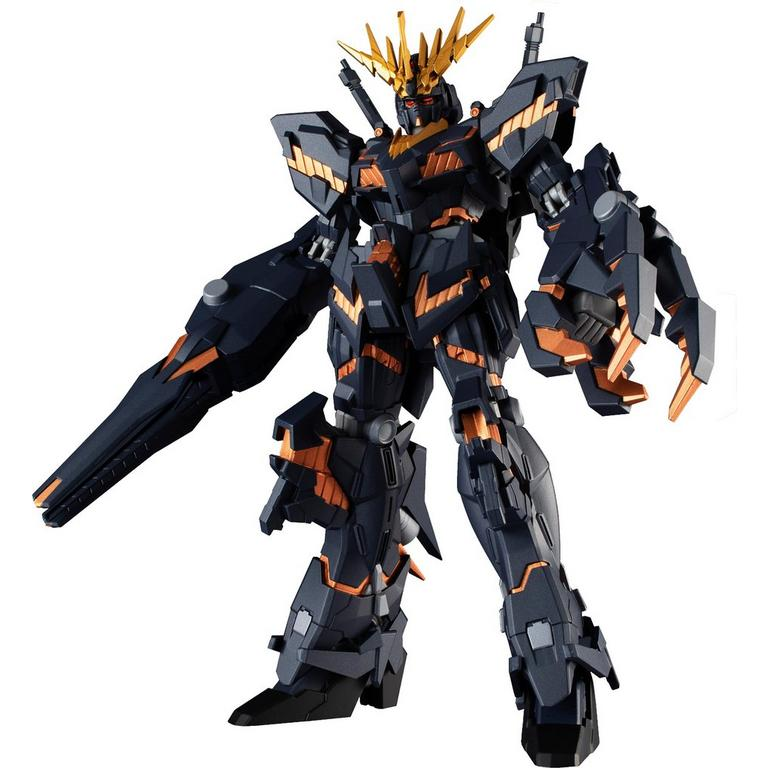 Gundam Mobile Suit Gundam: Unicorn Gundam Universe RX-0 Unicorn Gundam 02 Banshee Figure