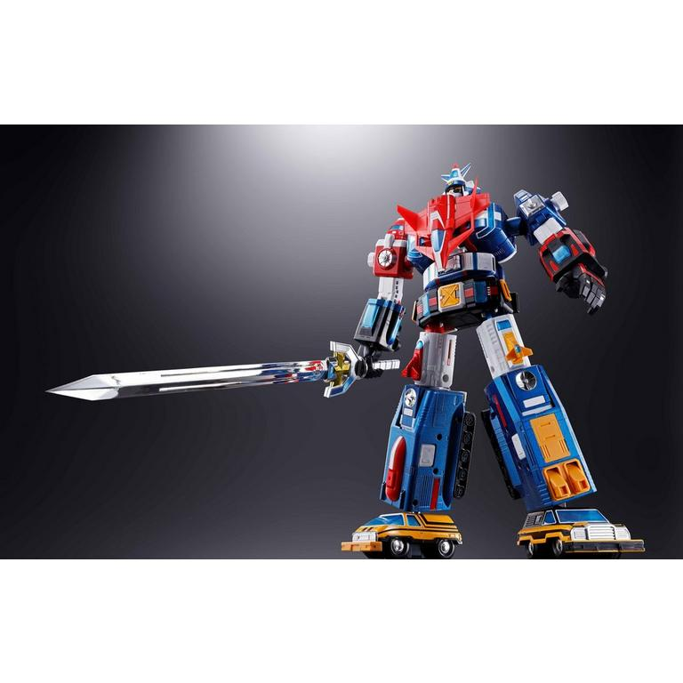 Voltron Soul of Chogokin GX-88 Armored Fleet Dairugger XV Figure