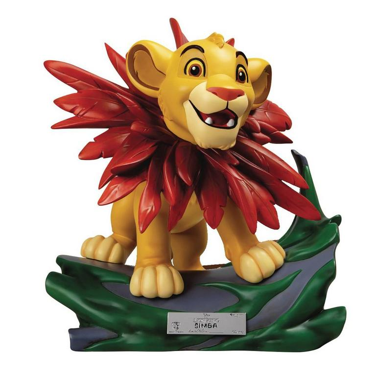 Disney The Lion King Little Simba Statue
