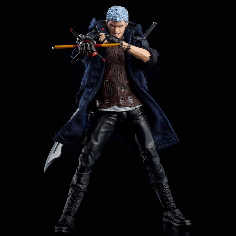Devil May Cry 5 Nero Deluxe Version Action Figure
