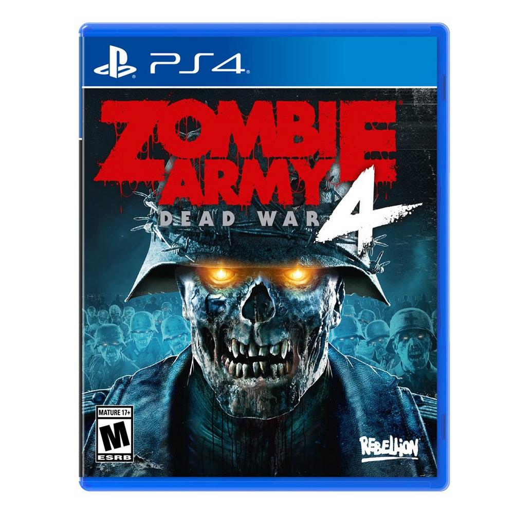 Zombie Army 4 Dead War Playstation 4 Gamestop