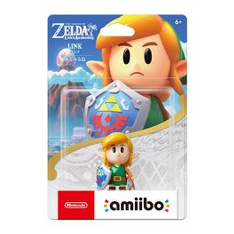 The Legend of Zelda: Link's Awakening Link amiibo Figure