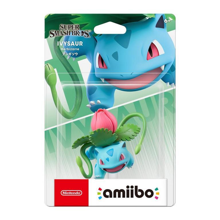 Super Smash Bros. Ivysaur amiibo Figure