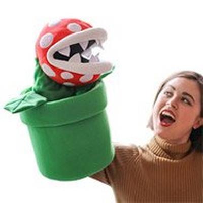 Super Mario Bros. Piranha Plant Puppet
