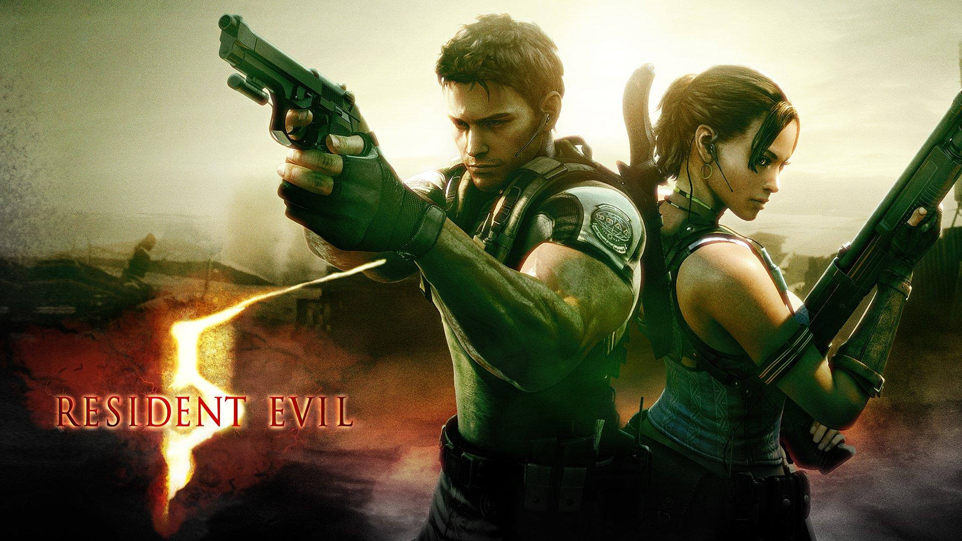 Resident Evil 5 Nintendo Switch Gamestop