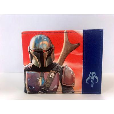 Star Wars The Mandalorian Bifold Wallet