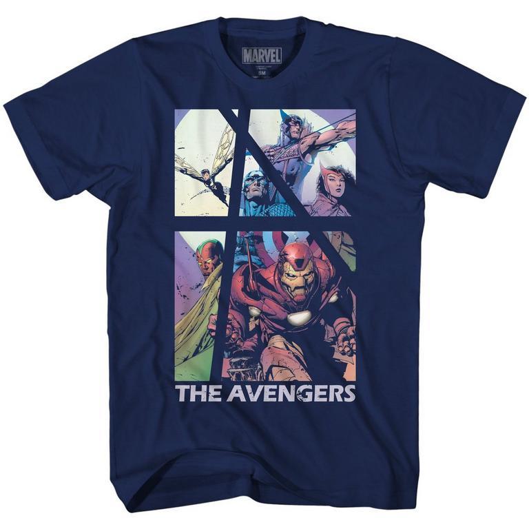 Marvel Avengers Team Up T-Shirt
