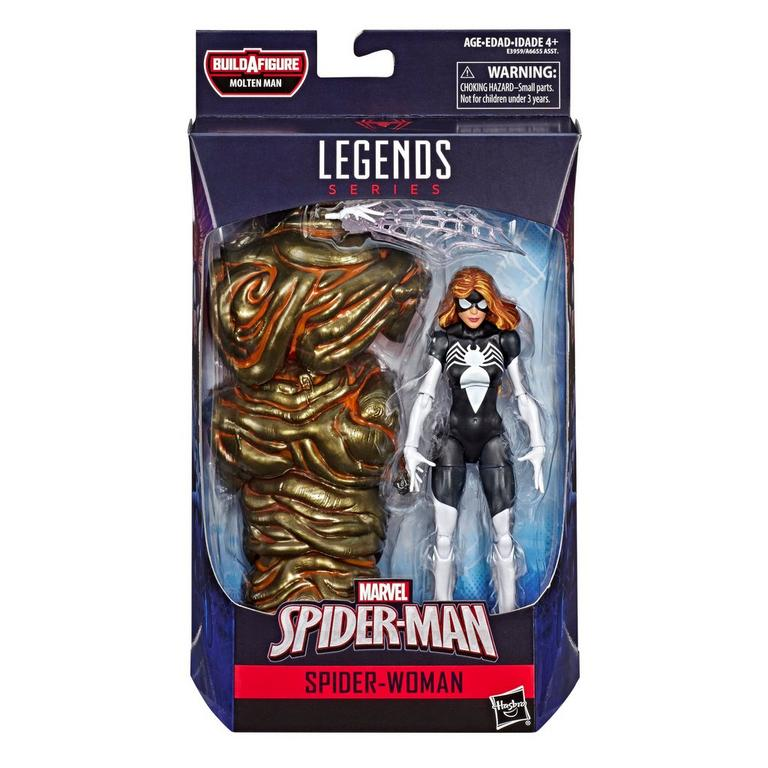 Marvel Legends Spider-Man Series Spider-Woman Figure
