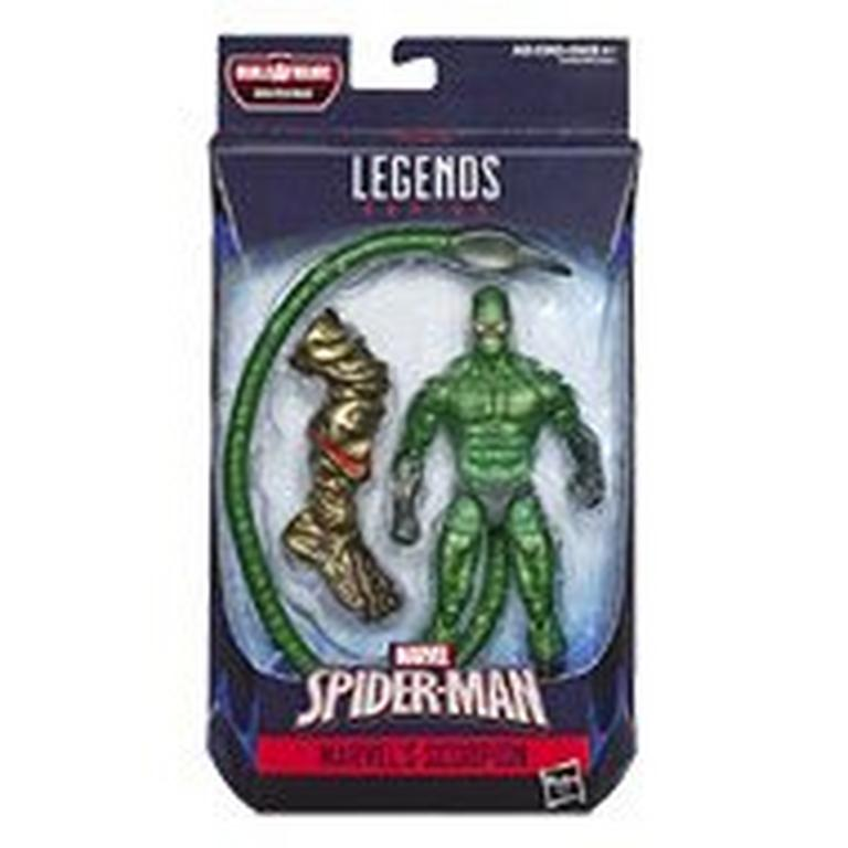 Marvel Legends Series Spider-Man: Far From Home Scorpion Action Figure