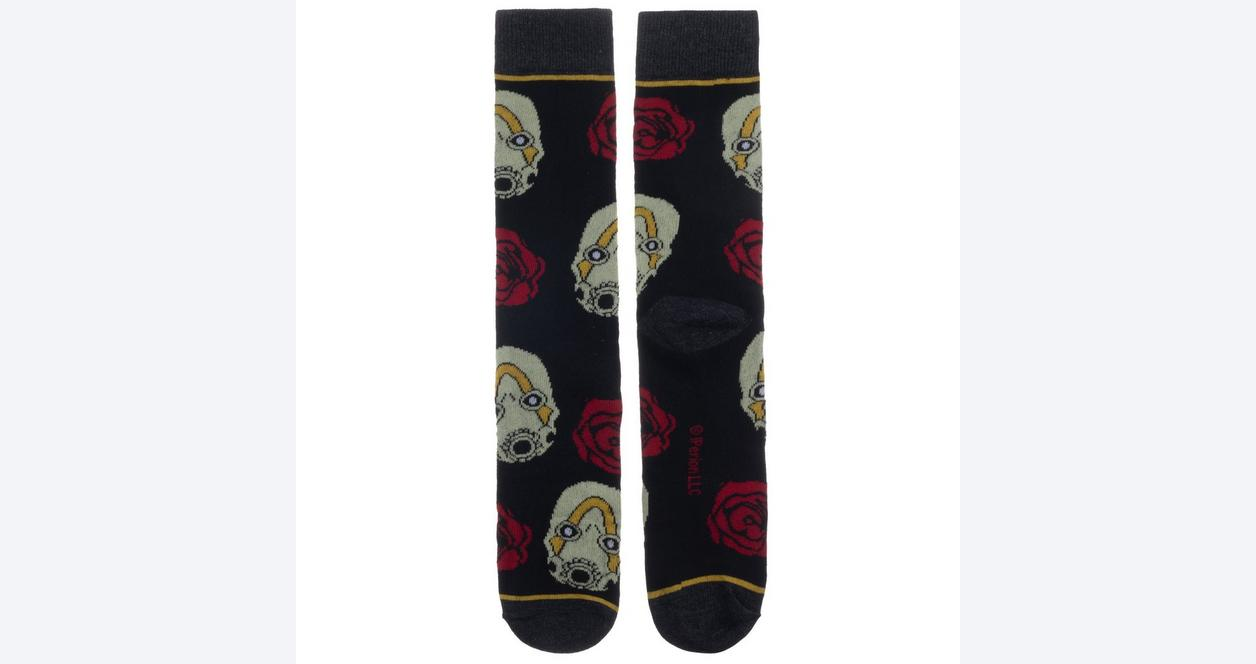 Borderlands Socks 5 Pack