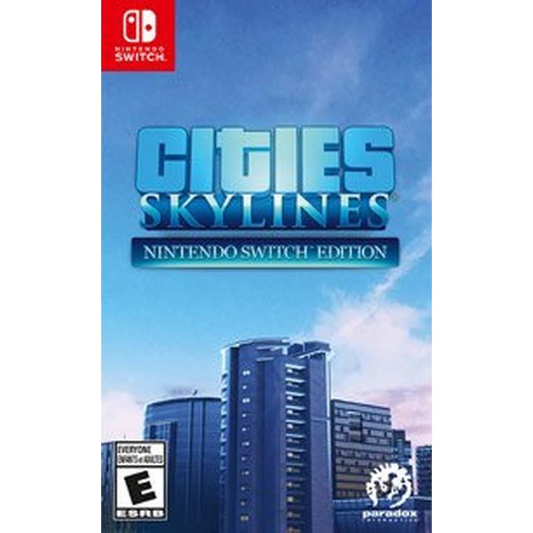 Cities: Skylines Nintendo Switch Edition