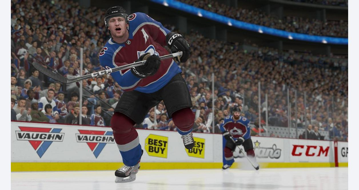 NHL 20 Deluxe Edition