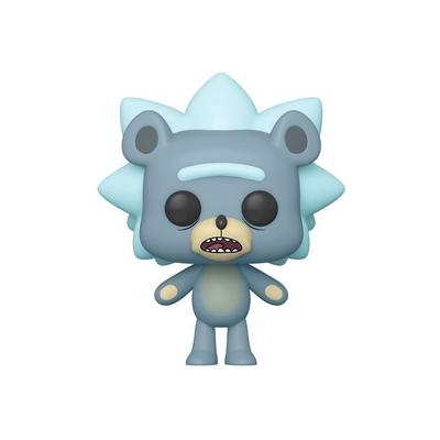 POP! Animation: Rick and Morty Teddy Rick