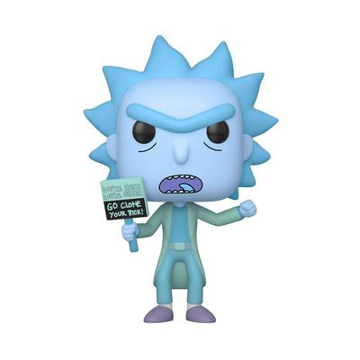 POP! Animation: Rick and Morty Hologram Rick Clone