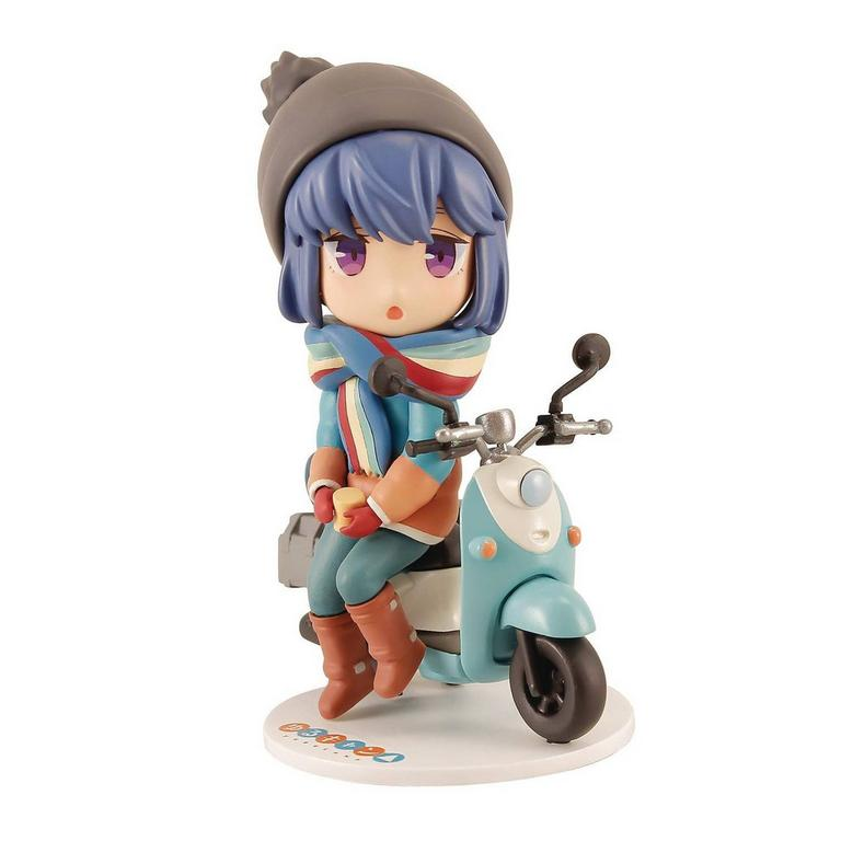 Laid Back Camp Rin Shima Figure
