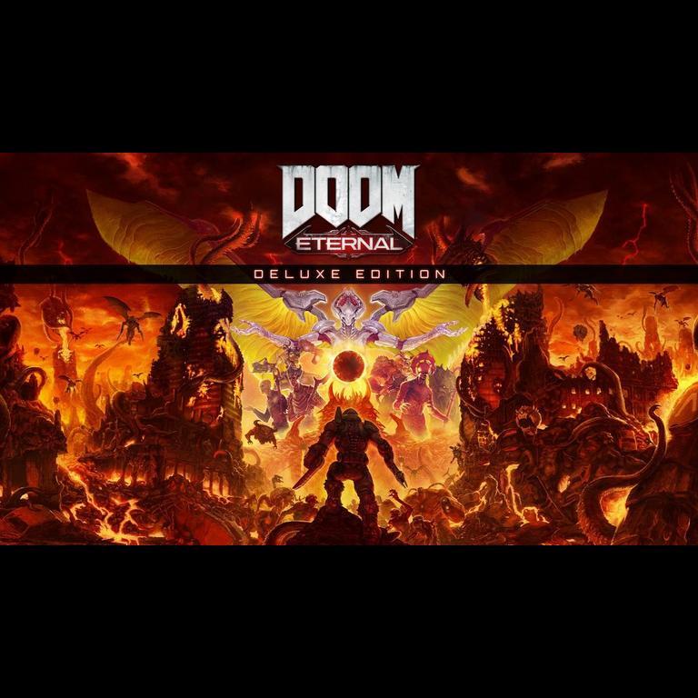 Doom Eternal Deluxe Edition Nintendo Switch Gamestop