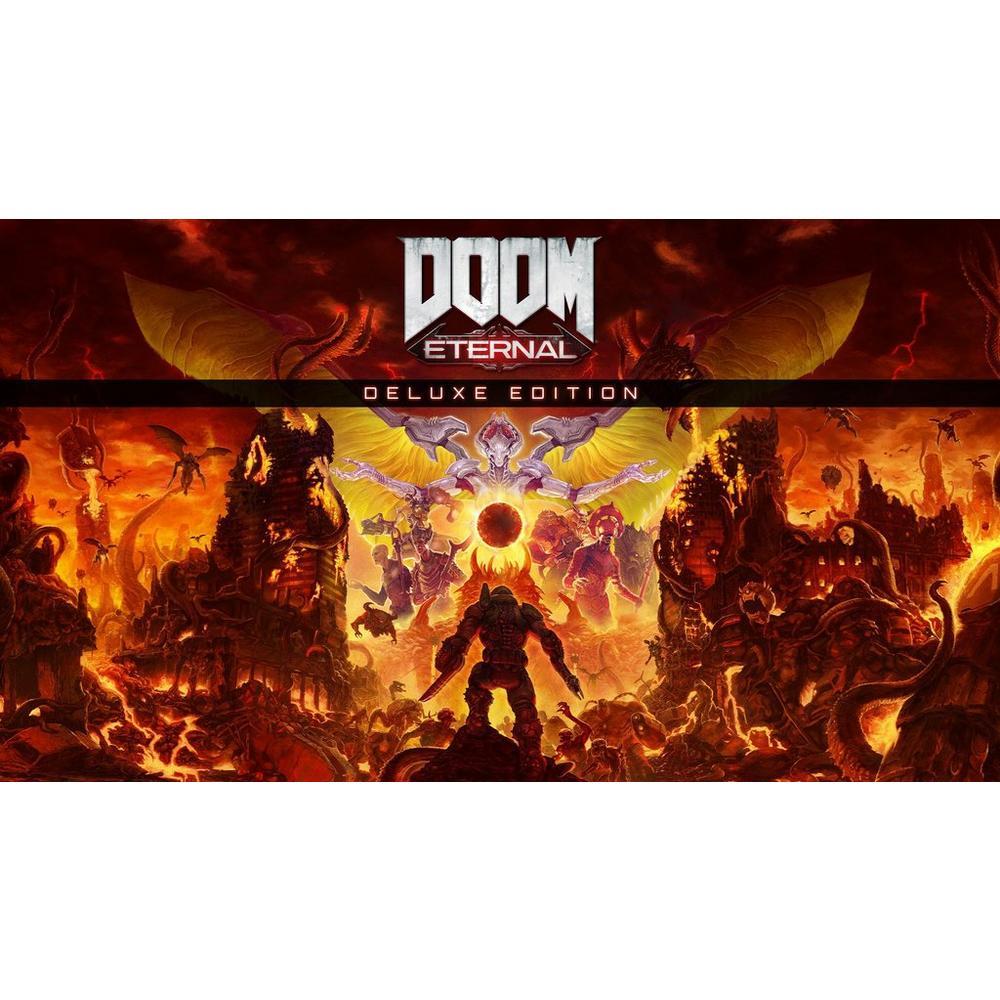 DOOM Eternal Deluxe Edition | Nintendo Switch | GameStop