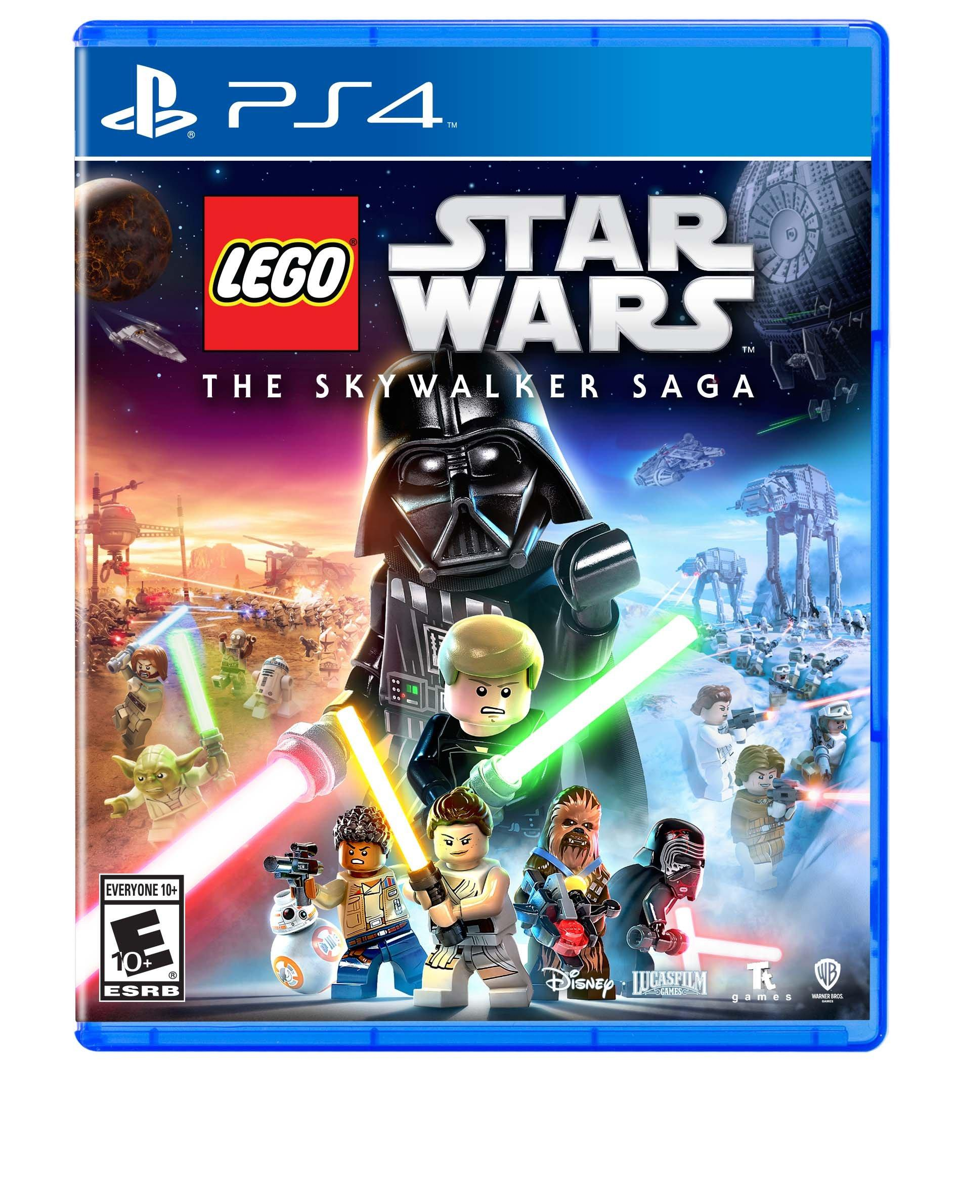 Lego Star Wars The Skywalker Saga Playstation 4 Gamestop