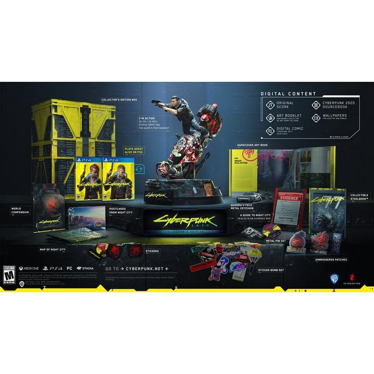 Cyberpunk 2077 Collector's Edition