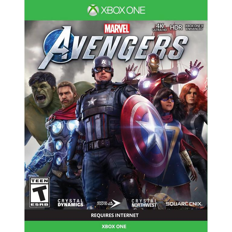 Image result for marvel's avengers xbox one