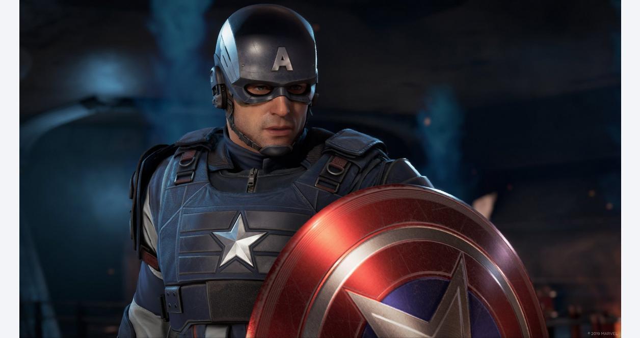 Marvel's Avengers Deluxe Edition
