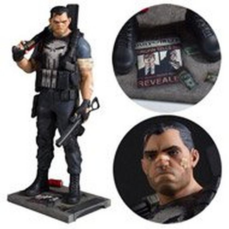 The Punisher Marvel Collector's Gallery Statue