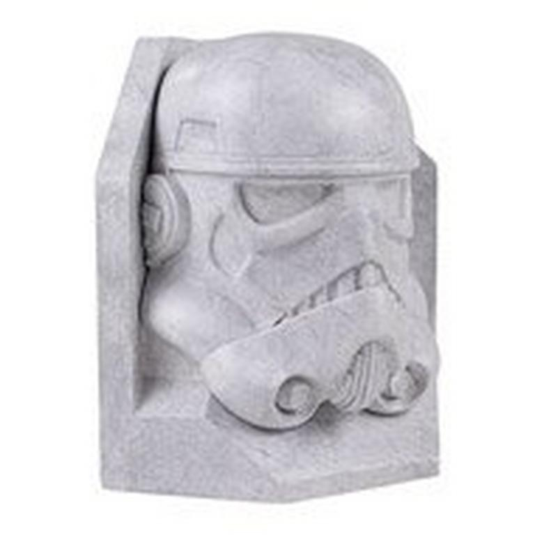 Star Wars Stormtrooper Faux Marble Bookend