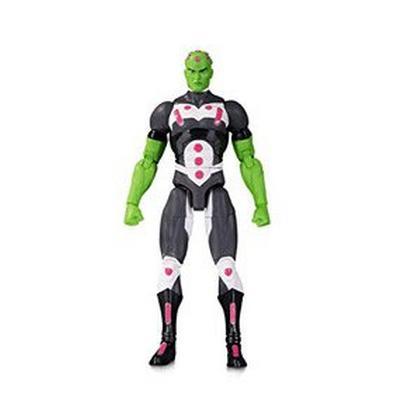 DC Essentials Superman Brainiac Figure