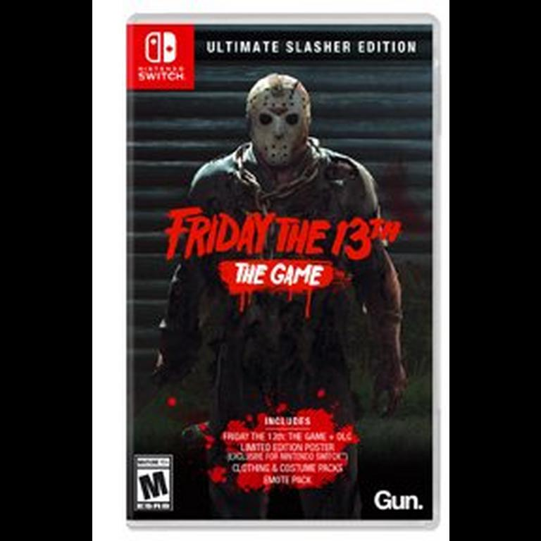 Friday the 13th: The Game Ultimate Slasher Edition