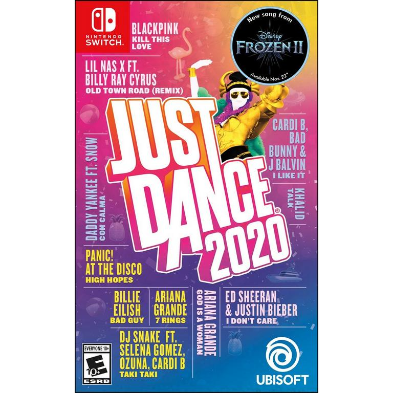 2020 Switch Games.Just Dance 2020 Nintendo Switch Gamestop