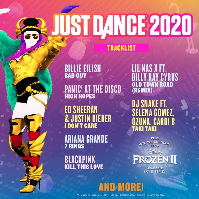 Image result for just dance 2020