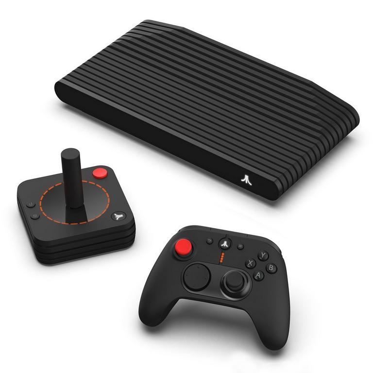 Atari VCS 800 Onyx All In System Bundle