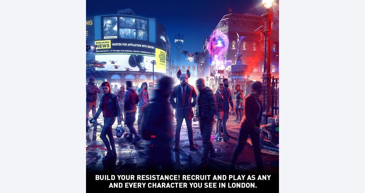 Watch Dogs: Legion Ultimate Steelbook Edition Only at GameStop