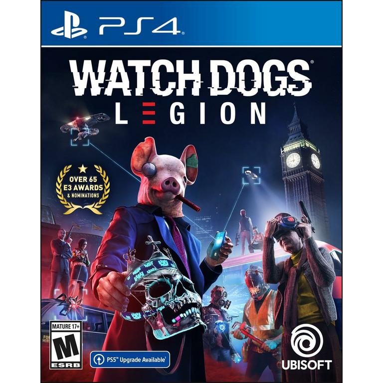 Watch Dogs Legion Playstation 4 Gamestop