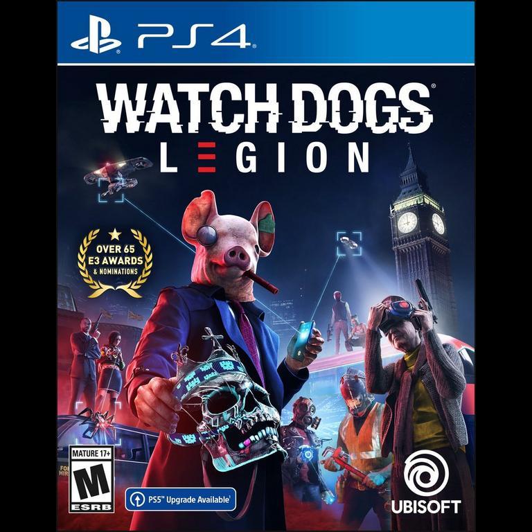 Watch Dogs Legion Playstation 4 Gamestop
