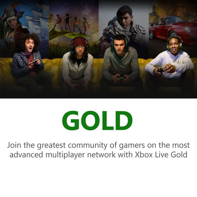 Xbox Game Pass 1 Month Ultimate Membership