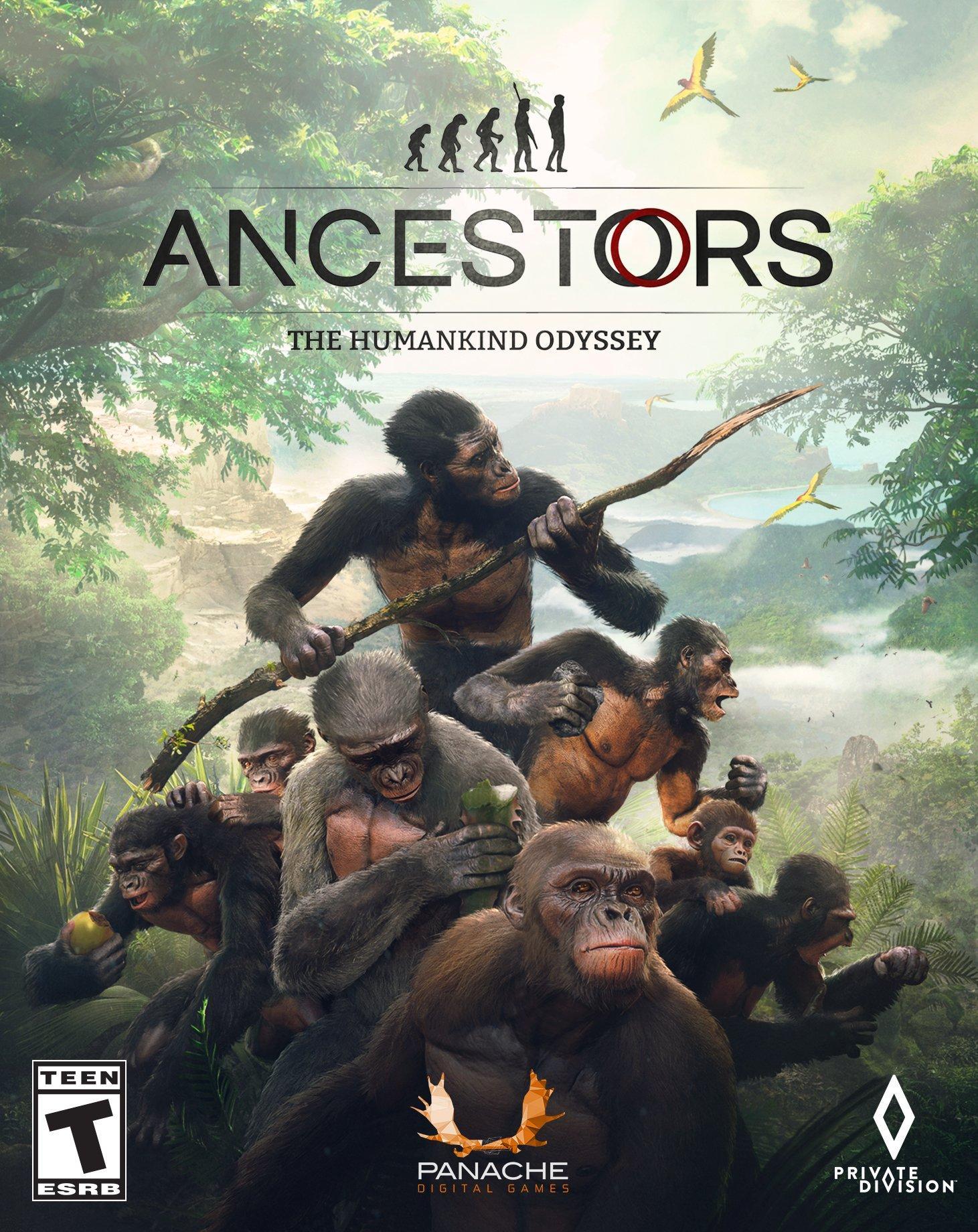 Ancestors: The Humankind Odyssey (2019) RePack xatab