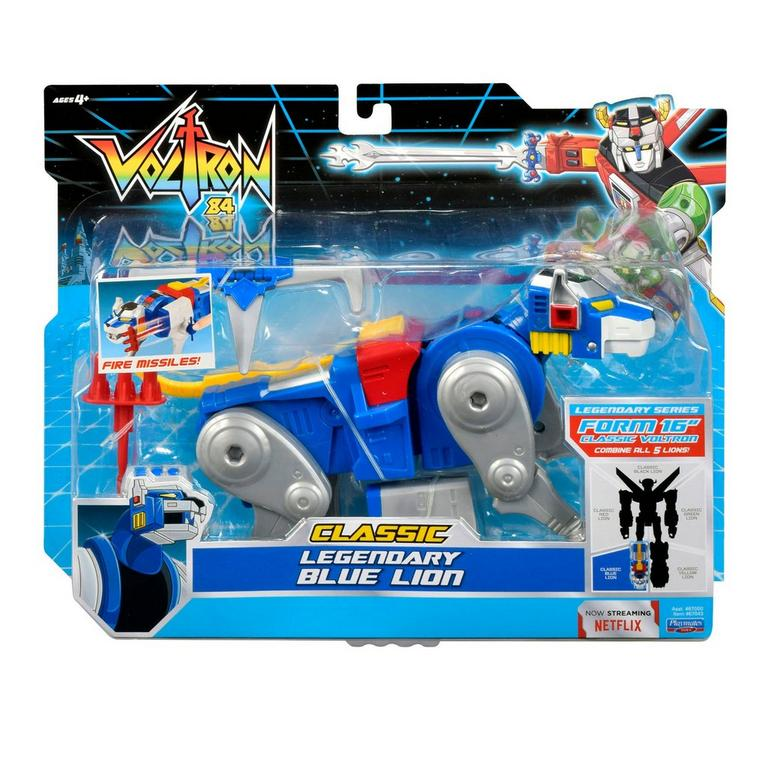Voltron Classic Blue Lion Action Figure Only at GameStop