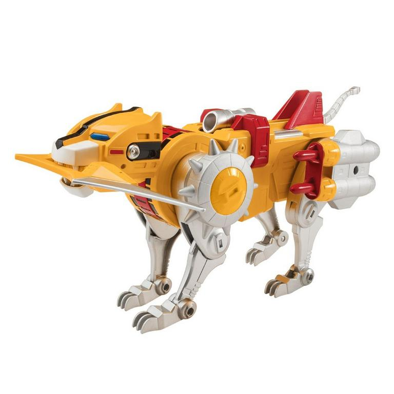 Voltron Classic Yellow Lion Action Figure Only at GameStop