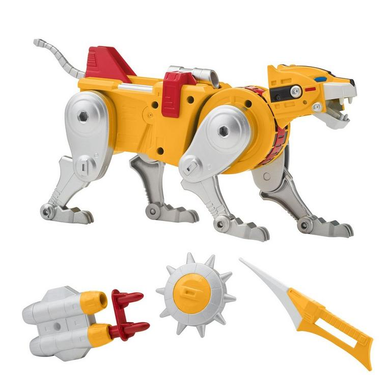 Voltron Classic Yellow Lion Figure Only at GameStop