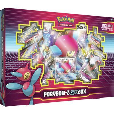 Pokemon Trading Card Game Porygon-Z GX Box