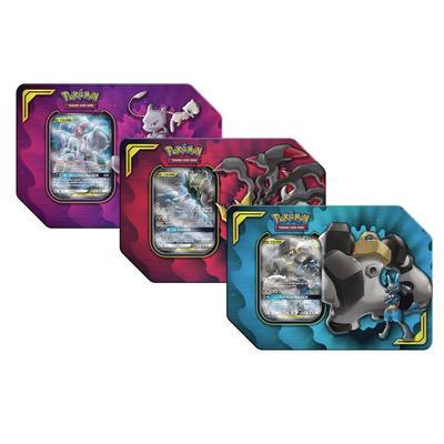 Pokemon Trading Card Game Power Partnership Tin