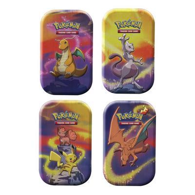 Pokemon Trading Card Game Kanto Power Tin