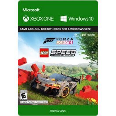 Lego Forza Horizon 4 Speed Champions Set