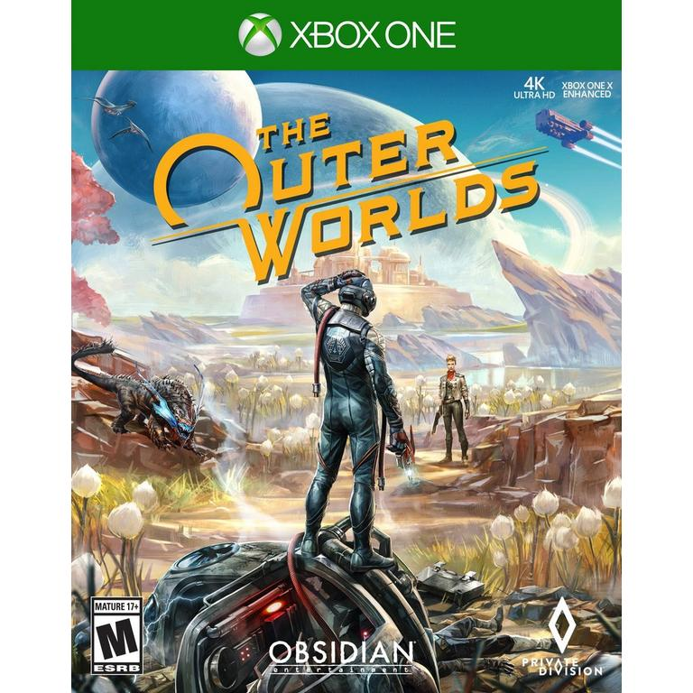 The Outer Worlds | Xbox One | GameStop