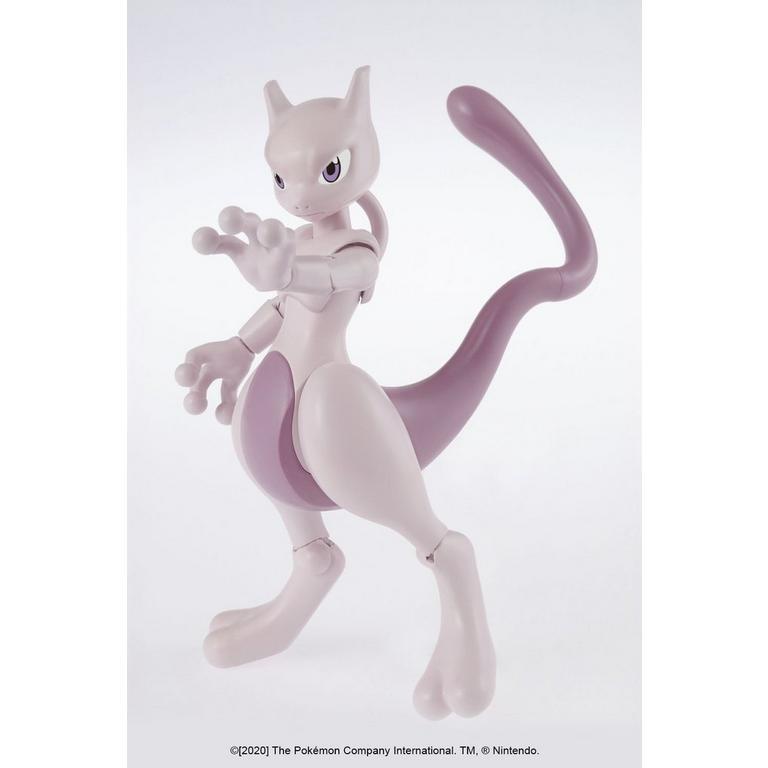 Pokemon Mewtwo Pikachu The Movie Model Kit