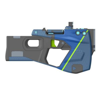 Borderlands 3 Maliwan Pistol Replica