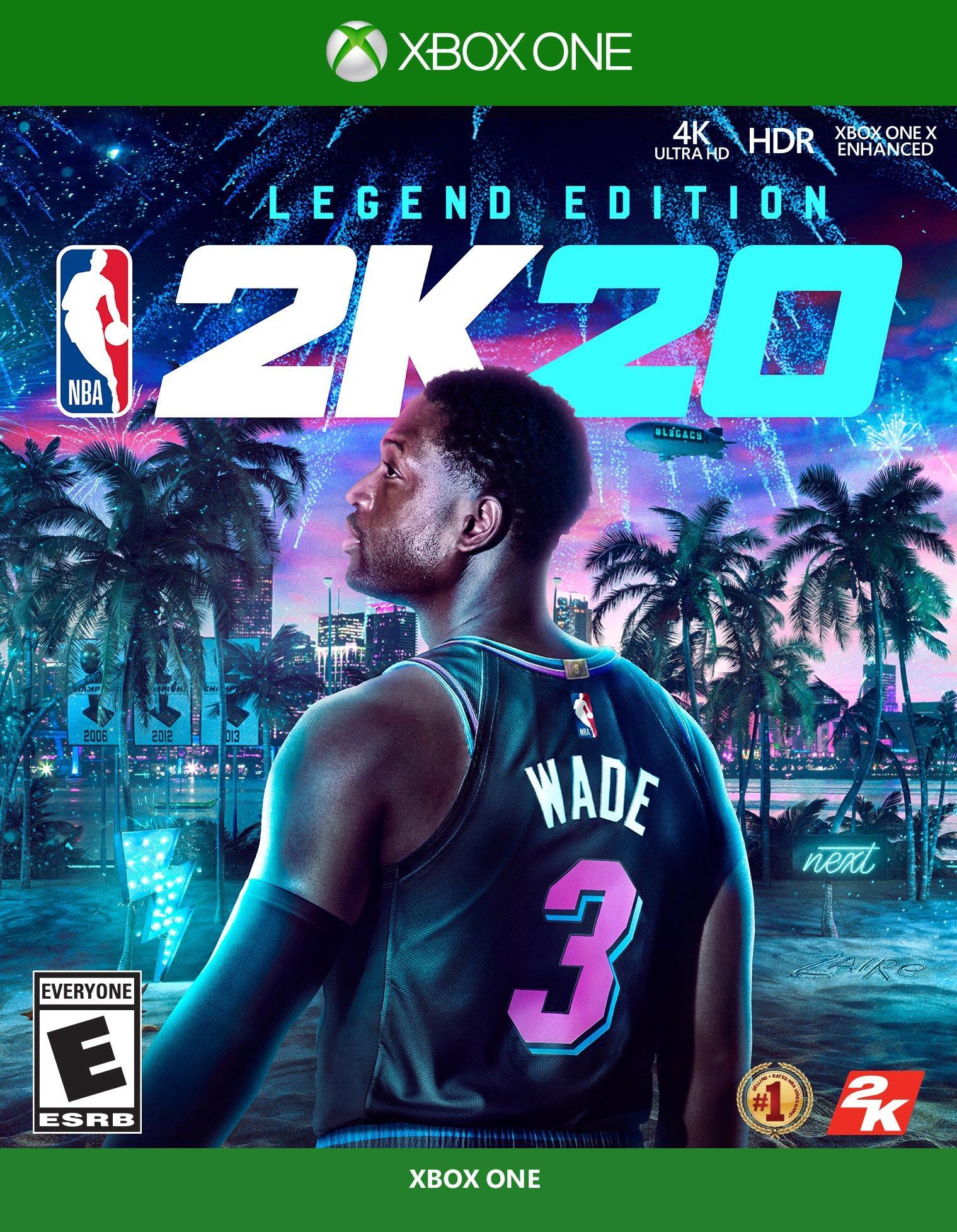 NBA 2K20 Legend Edition | Xbox One | GameStop