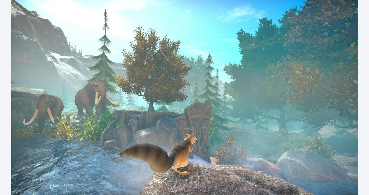 Hasil gambar untuk Ice Age: Scrat's Nutty Adventure